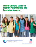 Cover image of School Climate Guide for District Policymakers and Education Leaders