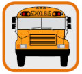 front view image of school bus