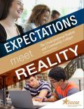 Thumbnail cover image - Expectations Meet Reality: The Underprepared Student and Community Colleges