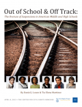 Thumbnail cover image - Out of School Off Track: The Overuse of Suspensions in American Middle and High Schools