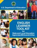 Photo of the English Learner Toolkit for State and Local Agencies book cover.