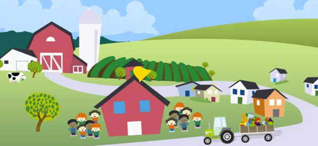Figure Out How to Start a Farm to School Program