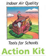 Indoor Air Quality Tools for Schools Action Kit cover page