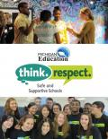 Cover image - Michigan Department of Education Safe and Supportive Schools Final Report