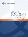 Thumbnail cover - Addressing the Root Causes of Disparities in School Discipline