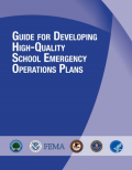 Book cover image - Guide for Developing High-Quality School Emergency Operations Plans