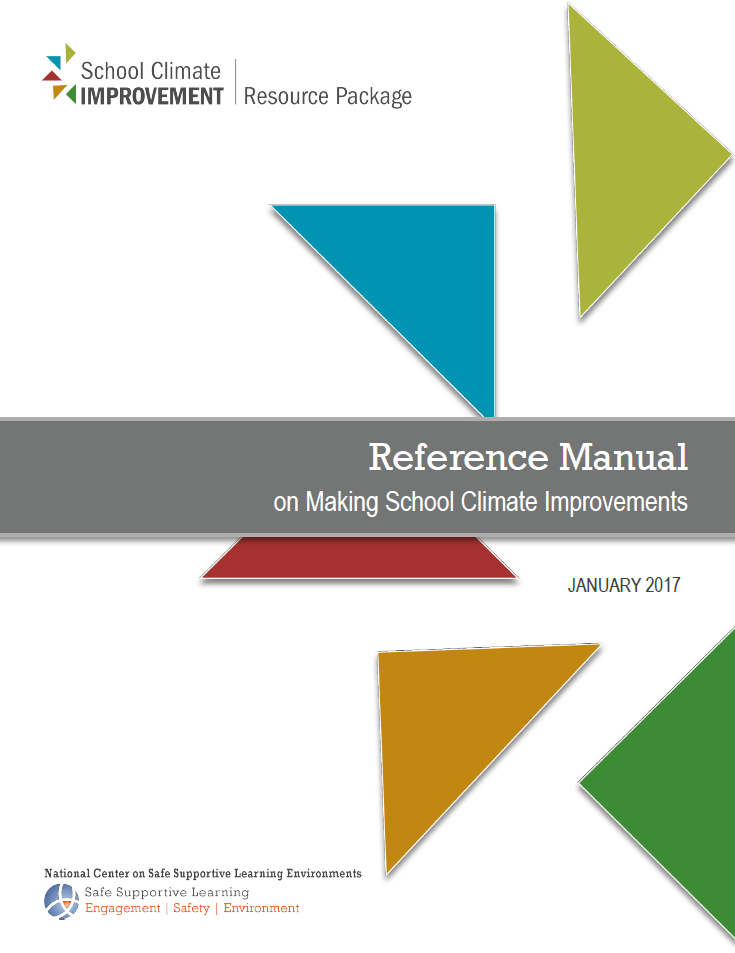 Cover Page of the Reference Manual