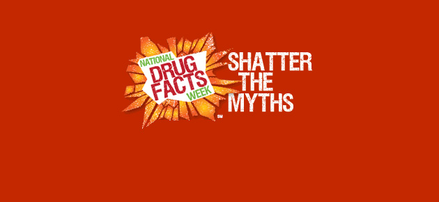 Host an Event for National Drug Facts Week