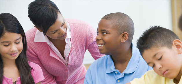 Find Out How Teachers Can Make a Difference for Boys of Color
