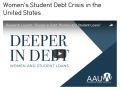 Thumbnail cover image - Women's Student Debt Crisis in the United States