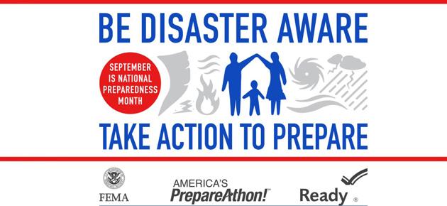 Participate in America's PrepareAthon