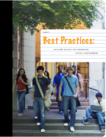 Best Practices: Building Blocks for Enhancing School Environment report cover