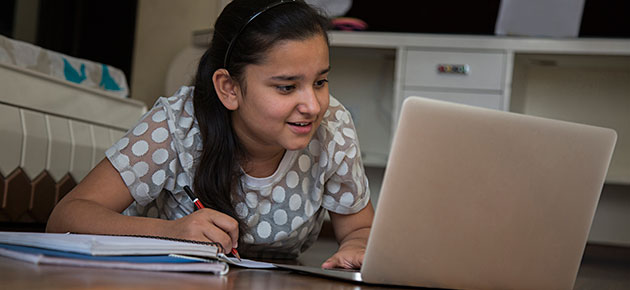 Get the latest data on student access to digital learning resources outside of the classroom.