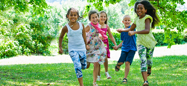 Help Address Childhood Obesity with These Activities