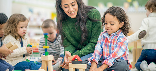 Find Out What Research Says Are the Most Important Components of Effective Early-Childhood Education Programs