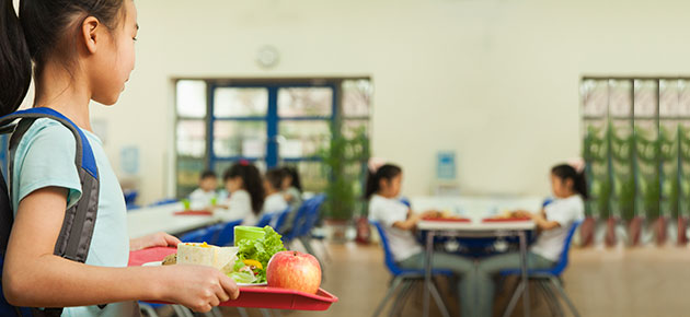 Get the Facts about Food Safety When Incorporating Locally Grown Foods in School Meals