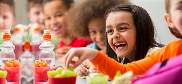 It Is National Nutrition Month! Support Students in Making Healthy Choices