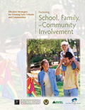 Front cover image of the Fostering School, Family, and Community Involvement resource