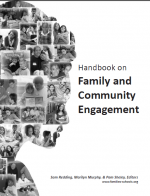 Handbook on Family and Community Engagement cover page