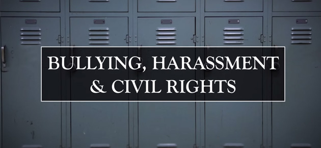 Understand Schools' Obligations to Respond to Harassment