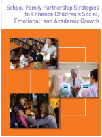 School-Family Partnership Strategies to Enhance Children's Social, Emotional, and Academic Growth cover page
